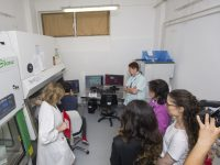 "Practical course - The Institute of Cellular Biology and Pathology ""Nicolae Simionescu"" (1/9)"