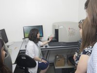 Practical course - Faculty of Biology – University of Bucharest (6/10)
